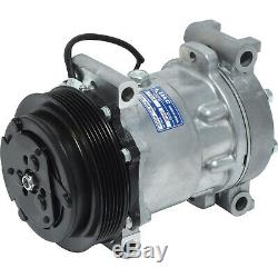 New Ac Compressor Kit Fits 1996-1999 Chevrolet Suburban / Tahoe 5.7 With Rear Ac