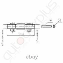 New Fit For Chevrolet GMC Blazer S10 4x4 14pcs Complete Front Suspension Kit