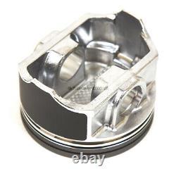 Piston Rings Set @STD Fit 99-04 Chevrolet Tahoe GMC Yukon Sierra 1500 4.8L