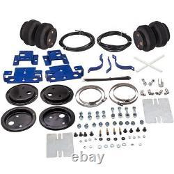 Rear Air Helper Spring Bag Leveling Kit Fit GMC Sierra Silverado 2500 HD 3500