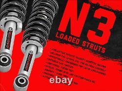 Rough Country 3.5 Lift Kit (fits) 07-13 Silverado Sierra 2WD N3 Struts/Shocks