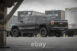 Rough Country 3.5 Lift Kit (fits) 07-18 Silverado Sierra 1500 2WD N3 Shocks