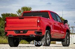 Rough Country 3.5 Lift Kit (fits) 19-21 Silverado 1500N3 ShocksForged Alum CA