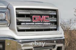 Rough Country 30 LED Grille Kit (fits) 14-18 Silverado Sierra 1500 Single Row