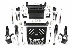 Rough Country 4 Lift Kit (fits) 2015-2020 Chevy Colorado GMC Canyon N3 Loaded