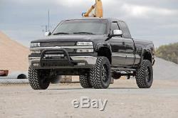 Rough Country 6 Lift Kit (fits) 1999-2006 Silverado Sierra 1500 4WD N3 Shocks