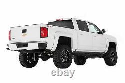 Rough Country 7.5 Lift Kit (fits) 07-13 Silverado Sierra 1500 2WD N3 Shocks