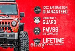 Rough Country 7.5 Lift Kit (fits) 07-13 Silverado Sierra 1500 4WD N3 Shocks