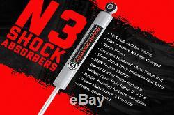 Rough Country 7 Lift Kit (fits) 14-18 Chevy Silverado GMC Sierra N3 Shocks