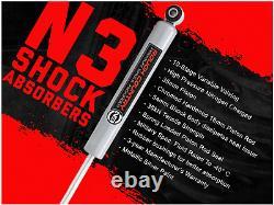 Rough Country 7 Lift Kit (fits) 14-18 Silverado Sierra 1500 4WD N3 Shocks