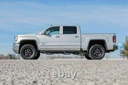 Rough Country Traction Bar Kit (fits) 07-18 Chevy Silverado GMC Sierra 1500 4WD