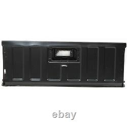 Tailgate For 2004-2012 Chevrolet Colorado GMC Canyon Fits Fleetside, with handle