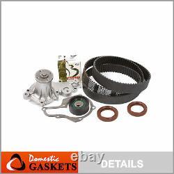 Timing Belt Water Pump Kit Fit 87-95 Suzuki Samurai Sidekick Sprint 1.3 G13A