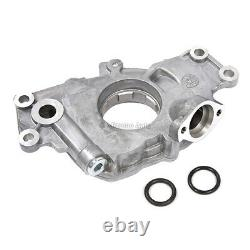 Timing Chain Kit Cover Gasket Water Oil Pump Fit 97-04 Cadillac GMC 4.8 5.3 6.0