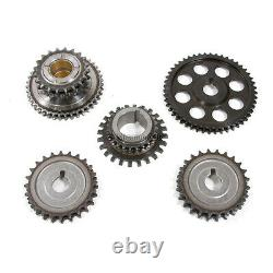 Timing Chain Kit Fit 99-07 Chevrolet Suzuki V6 2.5 2.7 H25A H27A