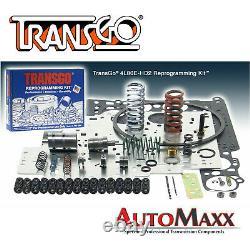 TransGo 4L80E-HD2 Reprogramming Kit Fits 4L80E 4L85E GMC Chevy Hummer GM 1991-09