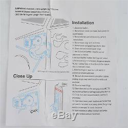 Universal Lambo Door Kit Bolt On Vertical Doors Hinge Kit Fit Audi Ford Honda