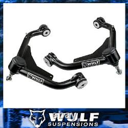 Upper Control Arms For 2-4 Lift Kits fits 2001-2010 Chevy Silverado 2500 3500
