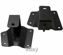2/4 Drop Kit Fuseaux Menottes Hangers Convient 1999-1906 Chevy Silverado 1500 Camion