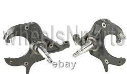2 Avant Goutte Fuseaux Convient Suspension Chevy S10 Gmc Sonoma S15 Abaissement