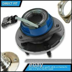 2 Roulements De Roue Avant Hub Assemblage 2008-2016 Chevy Camaro Cadillac Cts
