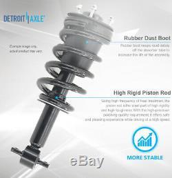 2007-2014 Chevy Tahoe Gmc Yukon Avant Strut Lower Joint À Rotule Barre Stabilisatrice Kit Tirant D'assemblage