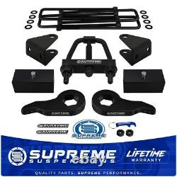 3 Full Level Lift Kit S'adapte 00-10 Sierra Silverado 2500 Hd 8 Lug + Outil De Torsion
