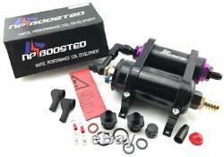 300lph Externe Pompe Carburant Kit Avec Support & An8 Filtre Convient Bosch 044 0580254044