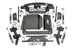 6 Lift Kit Withn3 Chocs Convient 88-98 Chevy / Gmc 1500 Pickup / Tahoe / Suburban 27630