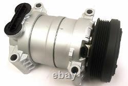A / C Compresseur Kit Convient Chevrolet Blazer S10 Gmc Sonoma V6 4.3l 96-98 Oem 57950