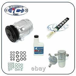 A/c Compresseur Kit Fits Chevrolet Cavalier 95-02, Pontiac Sunfire Oem V5 57981