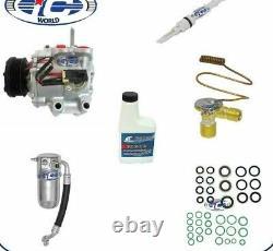 A/c Compresseur Kit Fits Chevrolet Trailblazer Gmc Envoy Bravada Oem Trsa12 77561