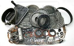 Adapte Chevy 4l80e Transmission Deluxe Kit De Révision 1997-up