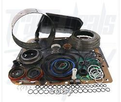 Adapte Gm Chevy 4l60e Transmission Moins Steel Overhaul Rebuild Kit 1993-1996 Niveau 2