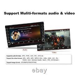 Android 8.1 Écran Tactile Stéréo Radio Mp5 Kit Gps / Wifi / Fm / Usb Fit Pour Voiture