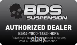 Bds 2.0 Shocks Performance F/r S'adapte À 6 Kits De Levage Pour 1994-2016 Gm Tahoe/yukon