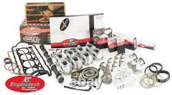 Chevy 350 Fits 5.7l V8 1987-1992 Master Engine Rebuild Kit Avec High Perf Cam