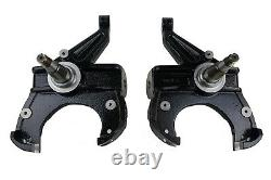 Chevy C10 Drop Spindles 2.5 Front Suspension Lower Fits 1971-1972 Withdisc Brakes