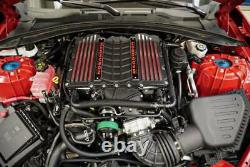 Chevy Camaro Zl1 17-20 6.2l Magnuson Tvs2650r Superchargeur Tuner Intercooled Kit
