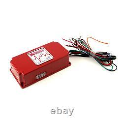Chevy Sbc 350 Fits Bbc 454 Pro Billettes Distributeur 6al Allumage CDI Et Bobine Kit
