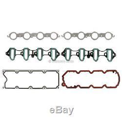 Complet De Joints Boulons À Tête Fit 05-11 Chevrolet Buick Gmc Cadillac 4.8 5.3