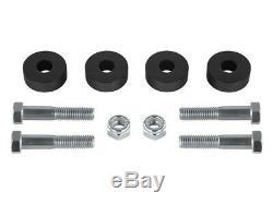 Convient 07-18 Chevy Silverado 1500 Blk 3.5 + 3 Lift Kit Complet Avec Diff Goutte Pro