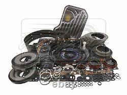 Convient À Chevy Chevrolet 4l60e 4l65e 4l70e Transmission Reconstruction Kit L2 04-on