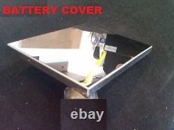 Convient Camaro Firebird Lt1 1993-1997 13 Pc Engine Cover Kit Chrome En Acier Inoxydable