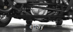 Convient Chevrolet Camaro Gt Ws6 82-02 Lowcontrol Arm Kit Avec Panhard Bar F-body