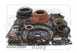 Convient Chevy 4l60e 4l65e Transmission Powerpack Red Eagle Kolene Rebuild Kit 04-on
