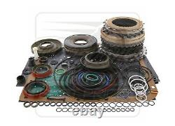 Convient Chevy 4l60e Transmission Raybestos Zpak Kit De Reconstruction 1997-2003 Avecpistons