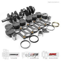 Convient Chevy Sbc 350 3.750 383 CI 1pc-seal Rotating Assembly Kit Street Series