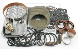 Convient Chevy Th400 Turbo 400 Hi Performance Transmission Ls Kit De Reconstruction Niveau 2