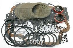 Convient Gm Chevy Th400 Transmission Haute Performance Ls Alto Kit De Reconstruction 65-on